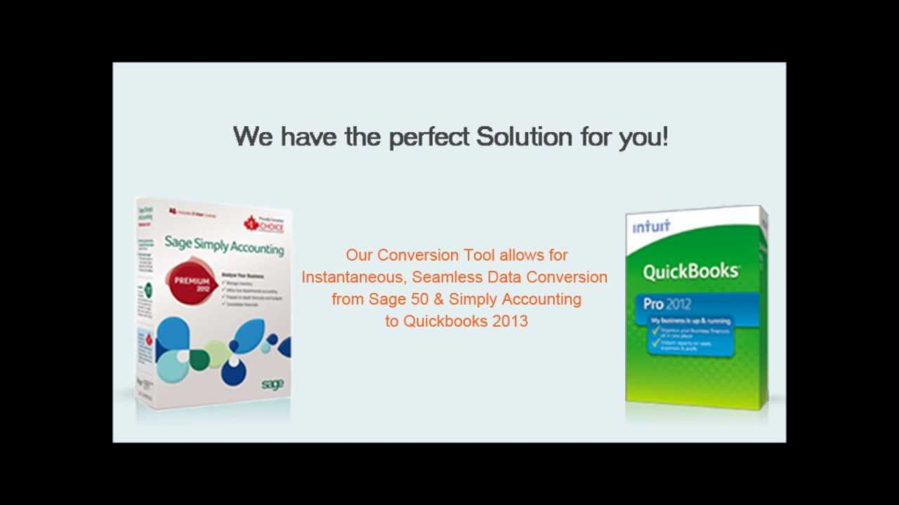 Simply to Quickbooks Transfer - YouTube