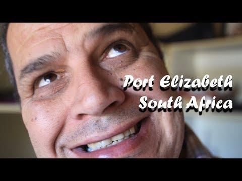 Port Elizabeth South Africa Map Road Trip