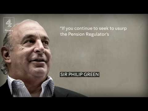BHS: Sir Philip Green speaks out