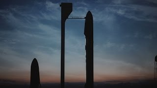 SpaceX Interplanetary Transport System by : SpaceX