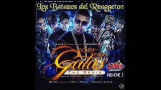 Los Batazos Del Reggaeton Mix Ozuna Farruko Alexis Y Fido J Balvin Alcangel  Dj Kabum 2016