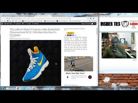Insider Ties Ep. 92: UA HOVR, ASICS Venture, LeBron Watch Program & Why Not Fashion