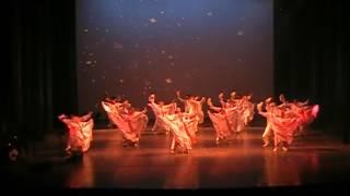 la mora limpia ballet folklorico nicarahuatl