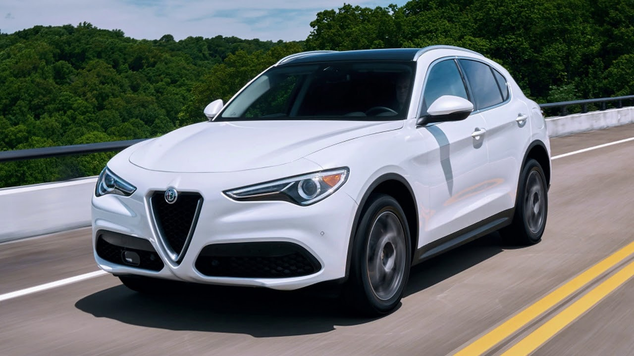 2018 First Drive : 2019 Alfa Romeo Working On Seven Seat