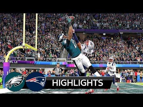 New England Patriots vs Philadelphia Eagles - Full Highlights - Super Bowl 2018