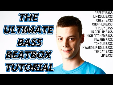 THE ULTIMATE BASS + LIP ROLL BEATBOX TUTORIAL - SUBSONIC