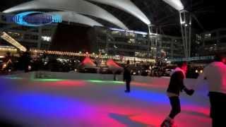 Wintermarkt 2012 im MOC Flughafen München vom 17. November bis 30. Dezember 2012