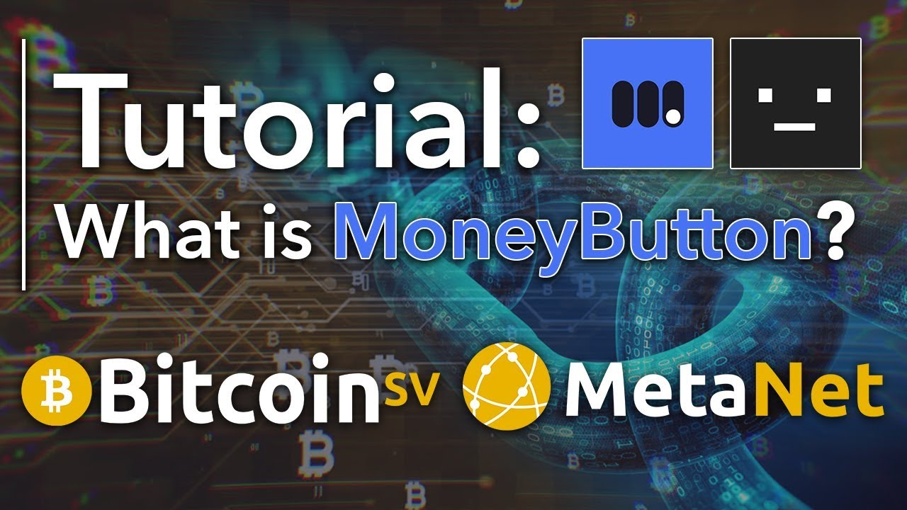 Bitcoin SV Metanet Tutorial: What is Money Button?