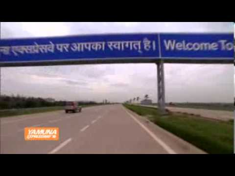 Yamuna Expressway   The expressway to the future