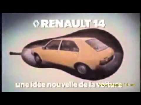 www.renault-14.net :: Publicité Renault 14 - la Poire - YouTube