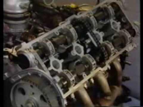 Porsche 928 Engine Training Video (3 of 3)