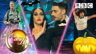 Fright night's spooktacular Halloween show!  - BBC Strictly 2019