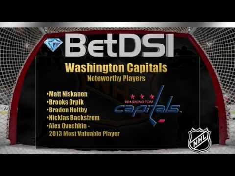 Washington Capitals Odds |  2014 NHL Team Betting Preview