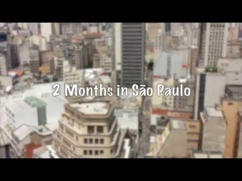 2 Months in São Paulo