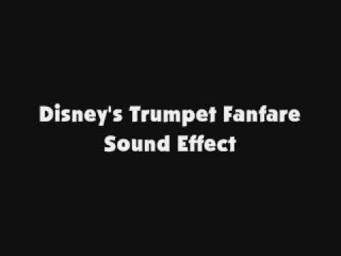 Video - Disney's Trumpet Fanfare SFX | Disney Wiki | FANDOM
