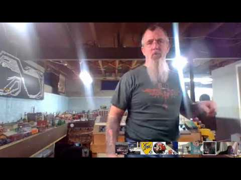YouTube Model Builders Thursday Night Show, Dec. 1, 2016