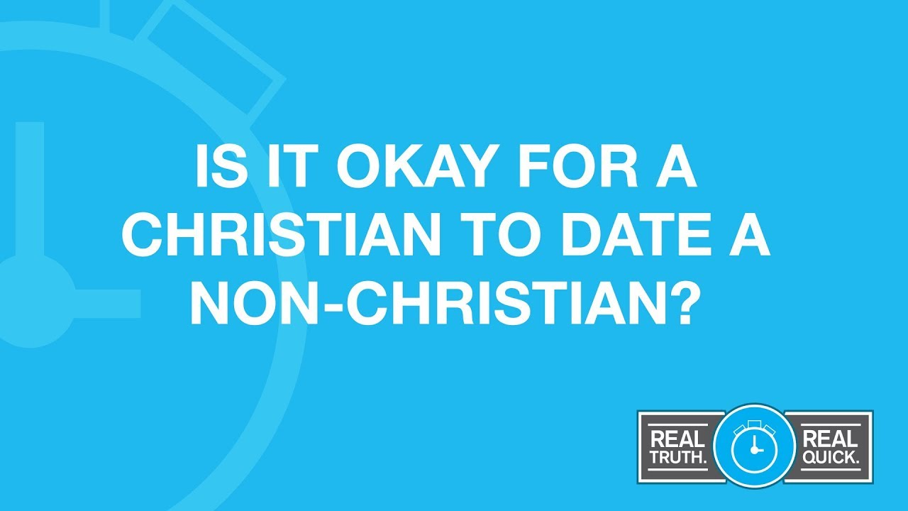 how to date as a christian
