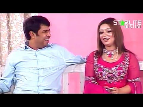 Naseem Vicky, Shahid Khan and Akram udass New Pakistani Stage Drama Full Comedy Funny Clip | Pk Mast