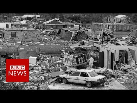Irma v Andrew: Why this hurricane could be worse for Florida - BBC News
