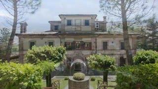 VILLA MARCHESE DEL GRILLO, Fabriano (Marche), ITALY