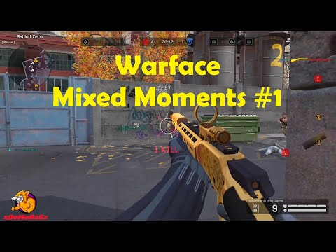 Warface - Random Plays #26