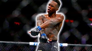 "Israel ""The Last Stylebender"" Adesanya Highlights 