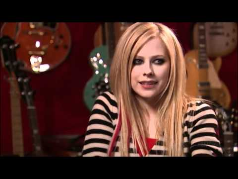 Avril Lavigne - Sound Off with Matt Pinfield - HD 720p