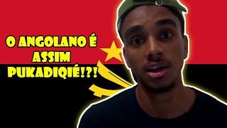 O angolano é assim porquê?!? |ANGOLANO JÁ NÃO MUDA!
