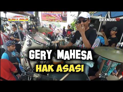 HAK ASASI GERRY MAHESA NEW PALLAPA LIVE JOMBANG 2018