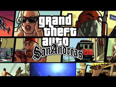 GTA SAN ANDREAS - CJ VOLTOU