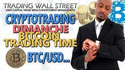 Bitcoin trading (Dimanche 12 novembre 2017).