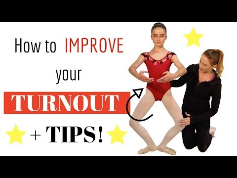 HOW TO IMPROVE YOUR TURNOUT || Turnout Tips