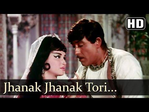 Mere Huzoor - Jhanak Jhanak Tori Baje Payaliya - Manna Dey Mp3