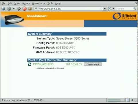 Speedstream 5200 firmware updating - indehuthalf cf