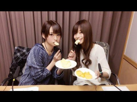 Izawa Shiori and Tachibana Rika eating fruit sexually