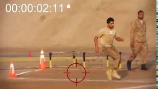 Pakistan Army PACES Combat Efficiency Test