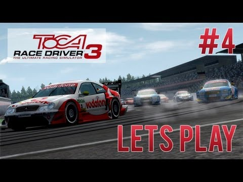 Toca Race Driver 3 Lets Play - Part 4 Formula Palmer Audi & Rally! (HD)