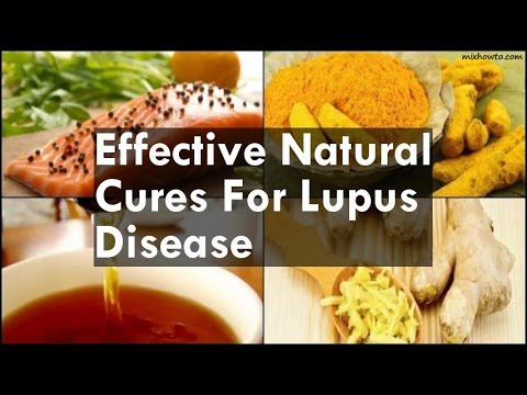 Natural Cures For Lupus Disease