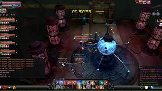 Cabal Europe: [Forgotten Temple B3F] Clear