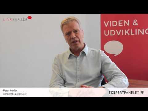 Hvor ofte må kæresten overnatte hos den enlige mor? Peter Møller - Ekspertpanelet - LIVA Kurser.