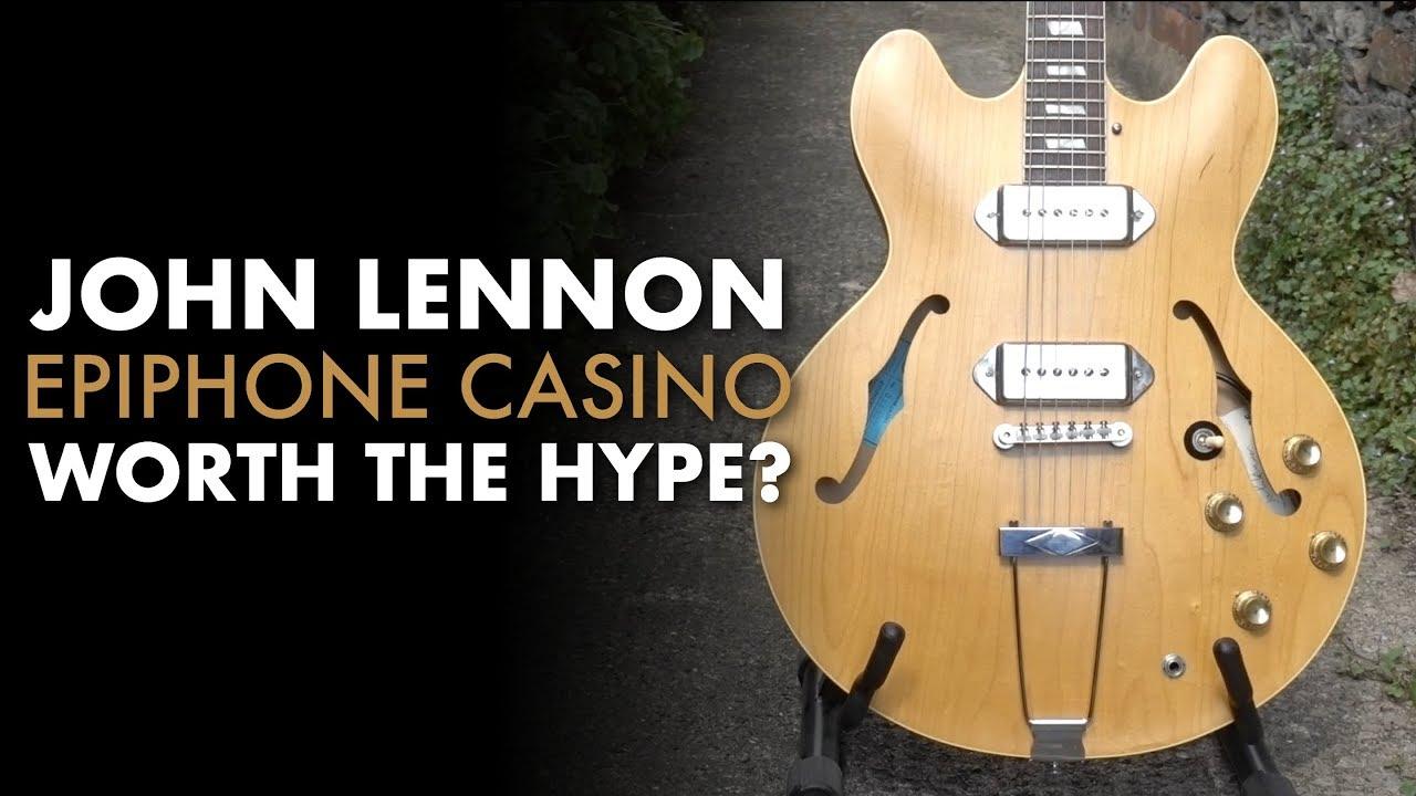 John Lennon Revolution Casino Worth The Hype Friday Fretworks Youtube