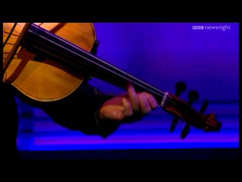 NEWSNIGHT: Did Bach compose his music on an