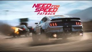 Vuelvo con Need for Speed payback ...