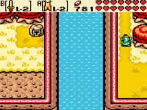 Let's Play LoZ: The Oracle Of Seasons 31 - Golden Beasts