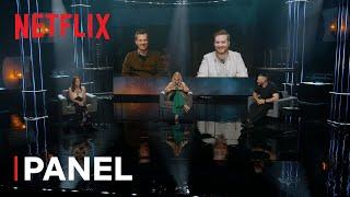 The Witcher: WitcherCon | Geralt of T-Rivia Panel | Netflix