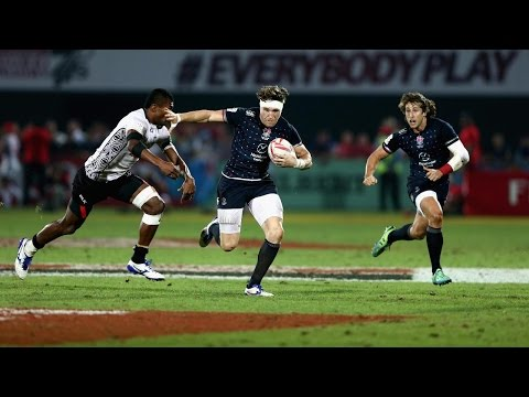 Dubai Sevens BEST players!