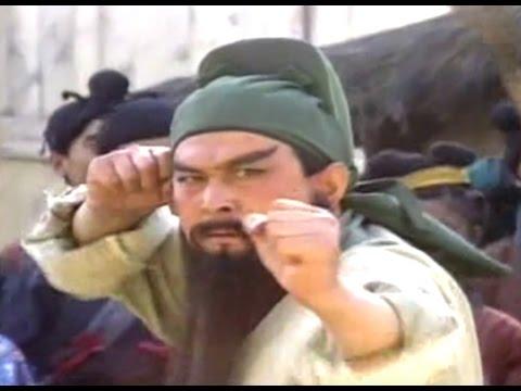 Guan Yu vs Zhang Fei (Romance of The Three Kingdoms 1994)