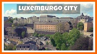 Top 10 que ver y hacer 1 día en LUXEMBURGO capital | Luxemburgo 1#