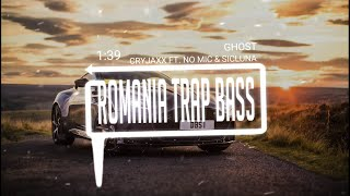 CryJaxx - Ghost (feat. No Mic & Sicluna) (Bass Boosted)