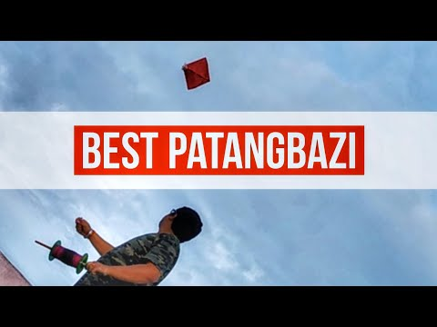 🆕how to cut others kite !! Full detail pecha !👉 kite cutting new video !Kite flying! Patangbazi 20